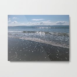 Nature Photo Rinse Design by Kat Worth Metal Print