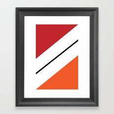 ComicCase_3 Framed Art Print
