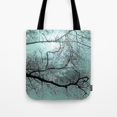 Blue Danube Tote Bag