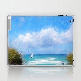 Beach Idylle 2018 Laptop & iPad Skin
