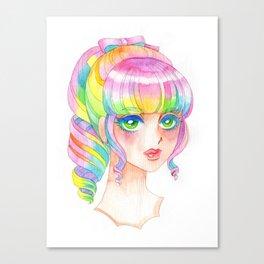 A Rainbow Doll 0824 Canvas Print