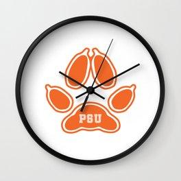 PSU PAW Wall Clock