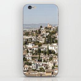 Granada iPhone Skin