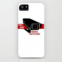 all-seer iPhone Case