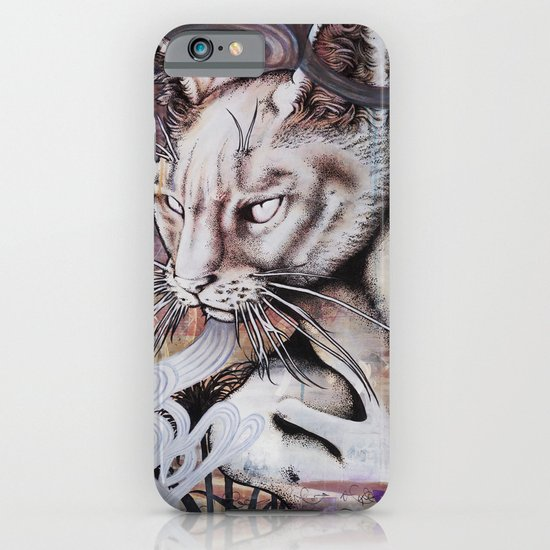 The Myth of Power iPhone & iPod Case