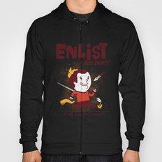 Enlist! Hoody