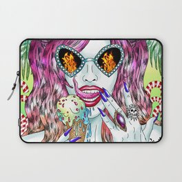 Untamed Shrew Laptop Sleeve