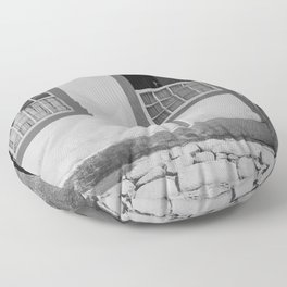 PARATY - THE HISTORY OF BRAZIL Floor Pillow