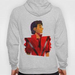 Thriller Red Jacket Hoody