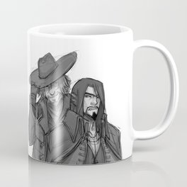 An Archer and an Oddity Coffee Mug