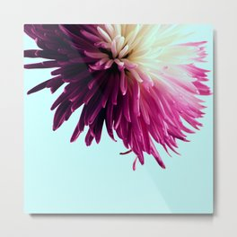 One Flower Metal Print