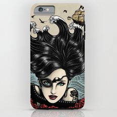 Pirate Queen (Color) Tough Case iPhone 6s Plus
