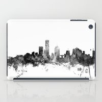 milwaukee iPad Cases featuring Milwaukee Wisconsin Skyline by artPause