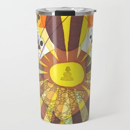 May all be free from suffering Travel Mug