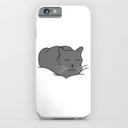 Loaf of Cat iPhone Case
