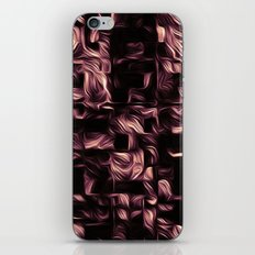 Silk - Bronze Wash iPhone & iPod Skin