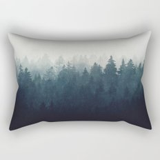 A Wilderness Somewhere Rectangular Pillow