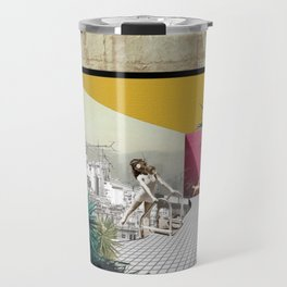 Snorkeling (Urban_Crisis_Resort#3) Travel Mug