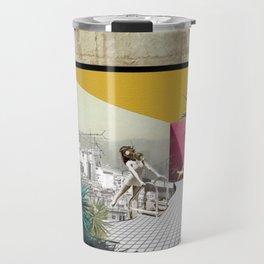 Snorkeling (Urban_Crisis_Resort#3) Travel Mug