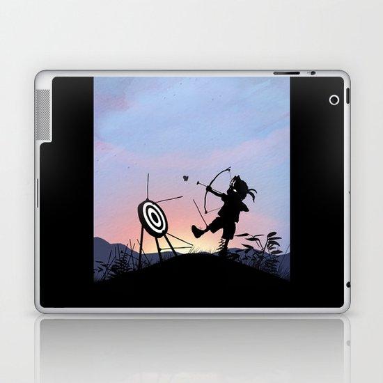 Hawkeye Kid Laptop & iPad Skin