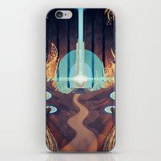 Conduit of Ilos iPhone Skin