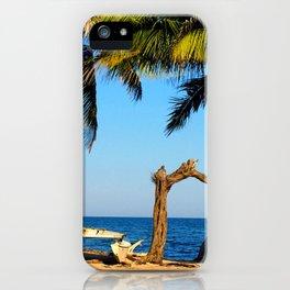Windsurf Beach iPhone Case