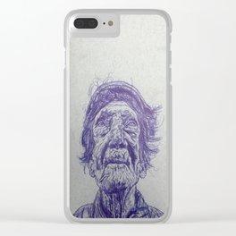 Woah Clear iPhone Case