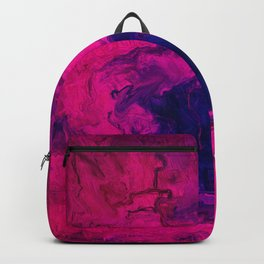 Forest Twins Verticle Backpack