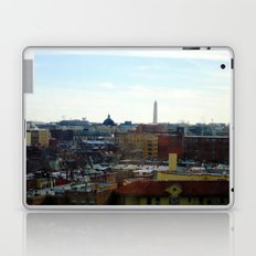 Washington DC Rooftops Laptop & iPad Skin