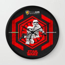 First Order Wall Clock