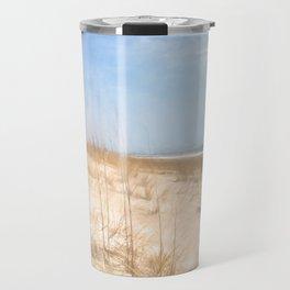 Warm Sand Dunes Travel Mug