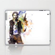 Han Solo From Star Wars  Laptop & iPad Skin