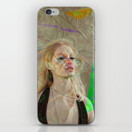 Woman N80 iPhone Skin