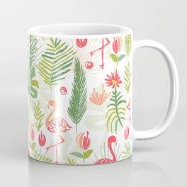 Tropical Flamingo Fun Coffee Mug