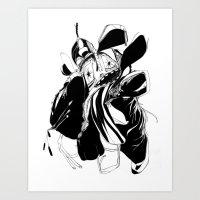 feumpe Art Print