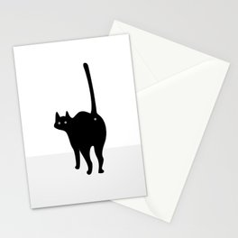 ooo cat Stationery Cards