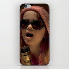 Little Rock Star iPhone & iPod Skin