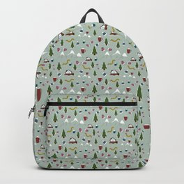 Winter Vacation Backpack