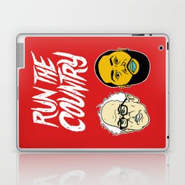 Run The Country Laptop & iPad Skin