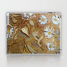 dried flowers and photoshop Laptop & iPad Skin