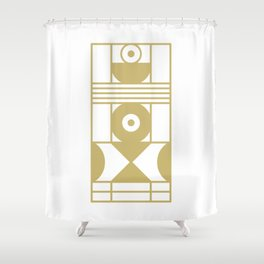 Super Sense No. 10 Shower Curtain