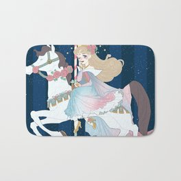 Carousel: Once Upon a Dream Bath Mat