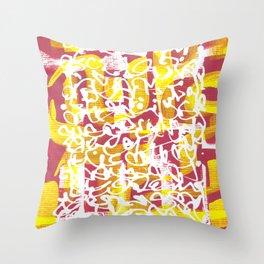 Magalow Throw Pillow