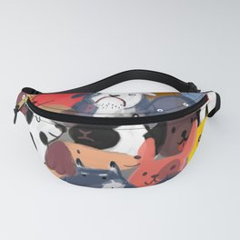 vitor's dogs Fanny Pack
