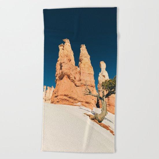 Desert Landscape #photography Beach Towel