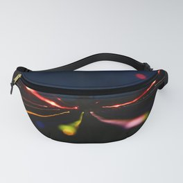 airport - light in the dark Fanny Pack