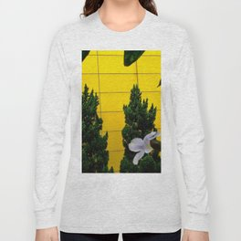 Talk of Iris and Pine Long Sleeve T-shirt