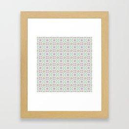 Hanami Nummies | Sky Framed Art Print