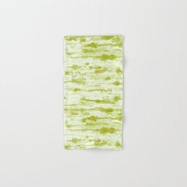 Stratus Moss Green Hand & Bath Towel