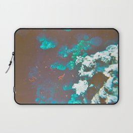 Red in the Sea Laptop Sleeve